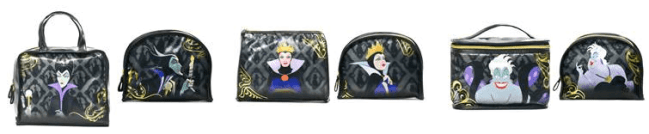 Disney Villains Beauty Cases Exclusively at Walgreens