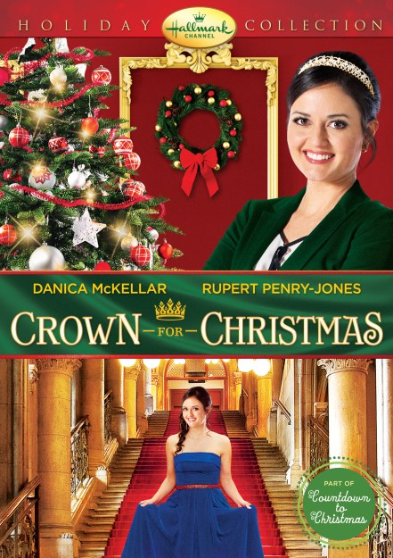 Crown For Christmas DVD-f