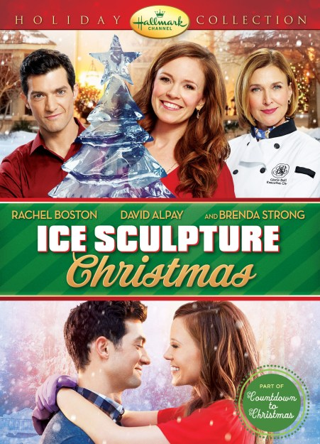 Ice Sculpture Christmas DVD-f