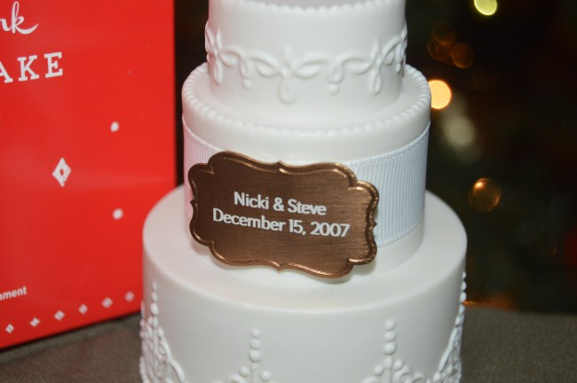 Hallmark Personalized Keepsake Ornament (1)