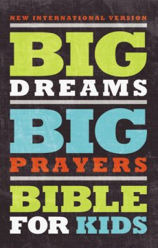 Big Dreams, Big Prayers NIV Bible for Kids Review