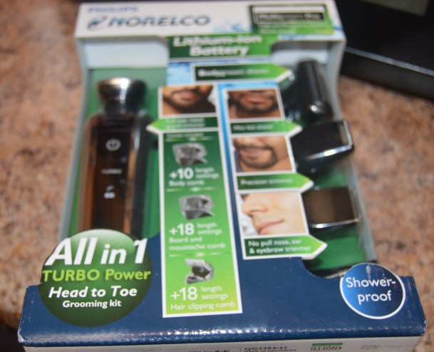 Philips Norelco Multigroom Pro: Mission Accomplished