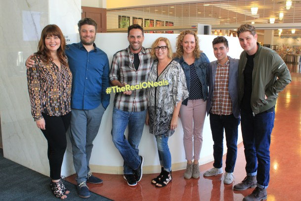 The Real O'Neals Cast Interviews #TheRealONeals #ABCTVEvent