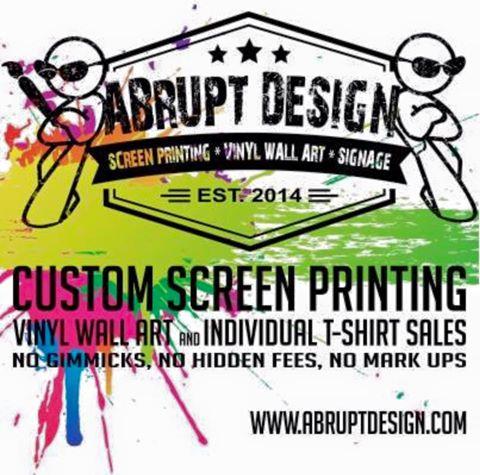 abrupt designs