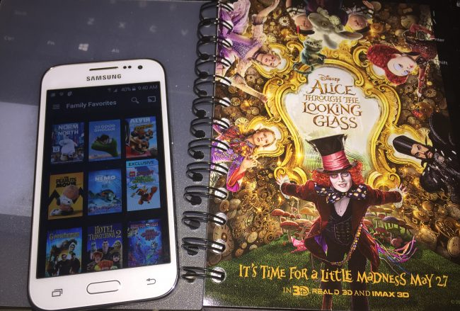 Family Movie Night with Walmart Family Mobile Plus (1)