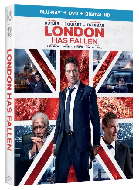 London Has Fallen Coming to DVD
