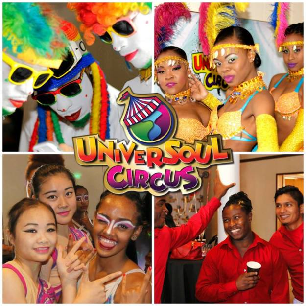 UniverSoul Circus Heads to Baltimore #BestCircusEver #UniverSoulCircus