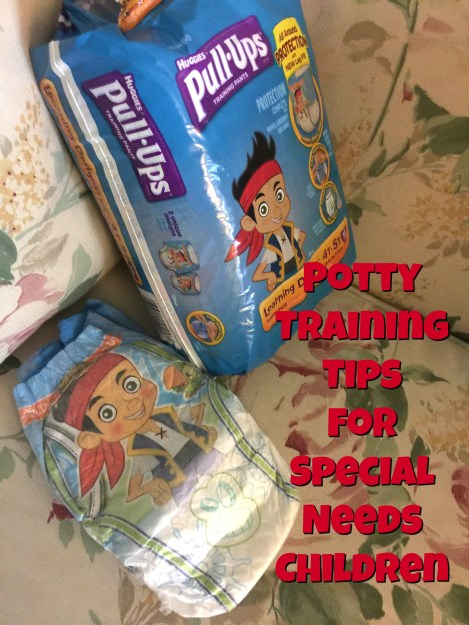 Tips for Potty Training Special Needs Children #PottyTrainingTips #DGDigitalCoupons