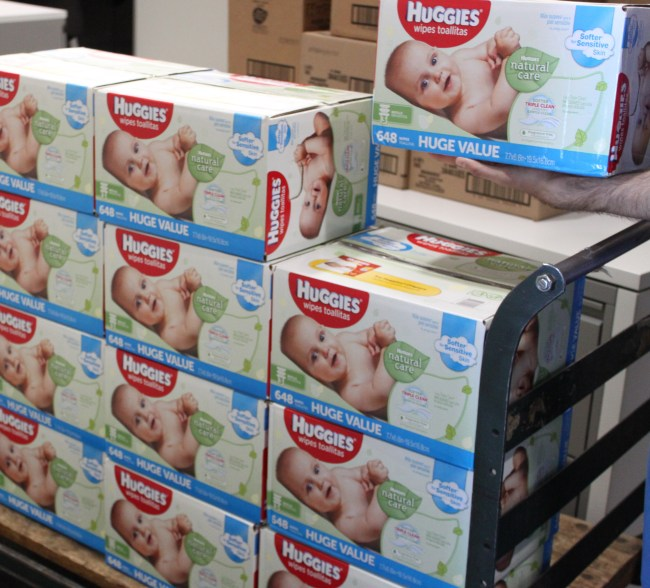 Huggies Continuing Efforts to Wipe-Out Diaper Need #DiaperNeed