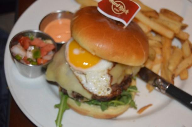 Hard Rock Cafe World Burger Tour (13)