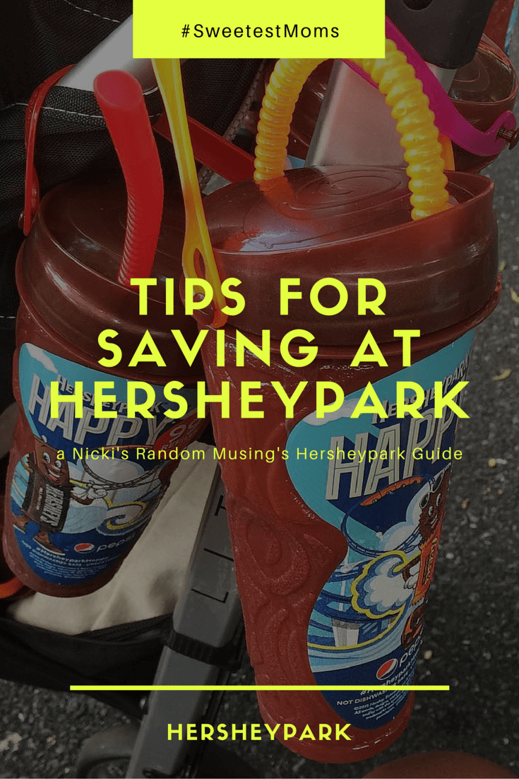 Tips for Saving at Hersheypark