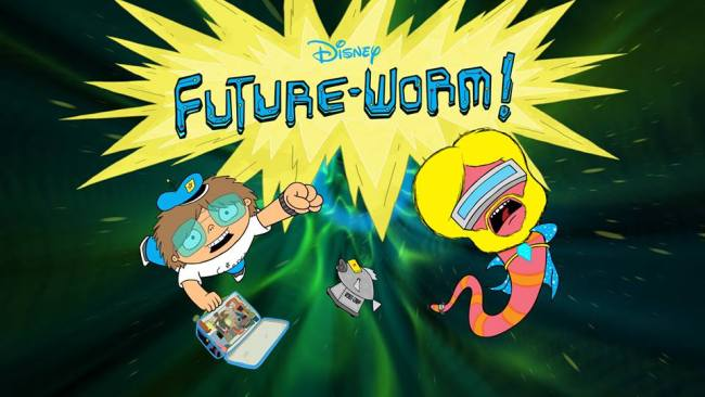 Future-Worm! Premieres On August 1st #TheBFGEvent #FutureWormEvent