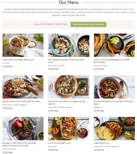 terra's kitchen meals