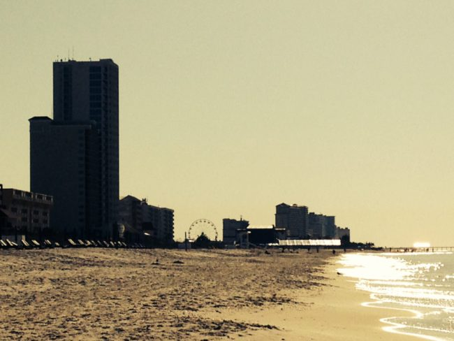 Made All the Difference's Enjoy a Beach Adventure in Costa Mesa, Treasure Island, Atlantic City, Gulf Shores, and Santa Cruz