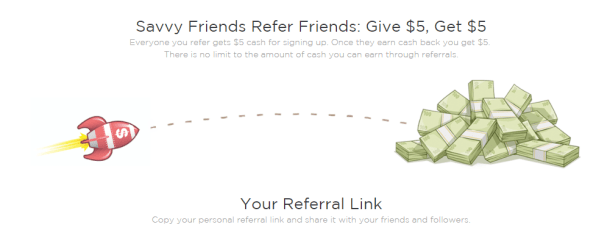 refer a friend giving assistant