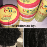 Tips for Maintaining Natural Hair for Girls #ad #JustForMeForSchool