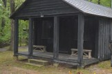 Cabin at Prince William Forest National Park in Virginia