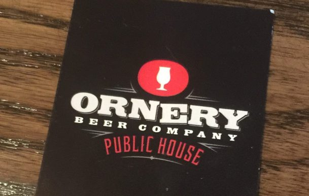 Visit Prince William's First Brewpub – Ornery Beer Company