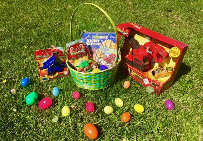 Dinotrux Easter Group Giveaway