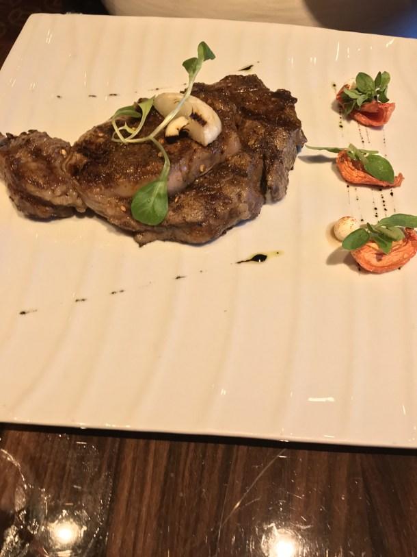 Steak at Prime Steakhouse