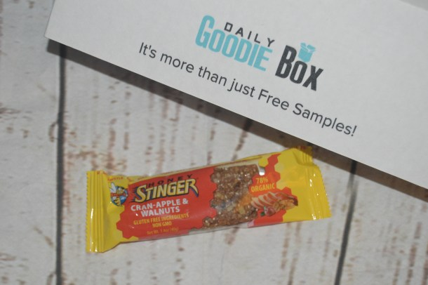 Daily Goodie Box Stinger
