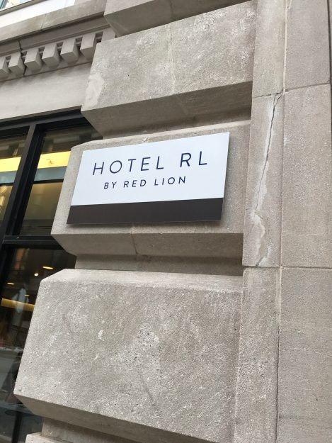 Five Reasons Hotel RL Baltimore is the Perfect Getaway Spot