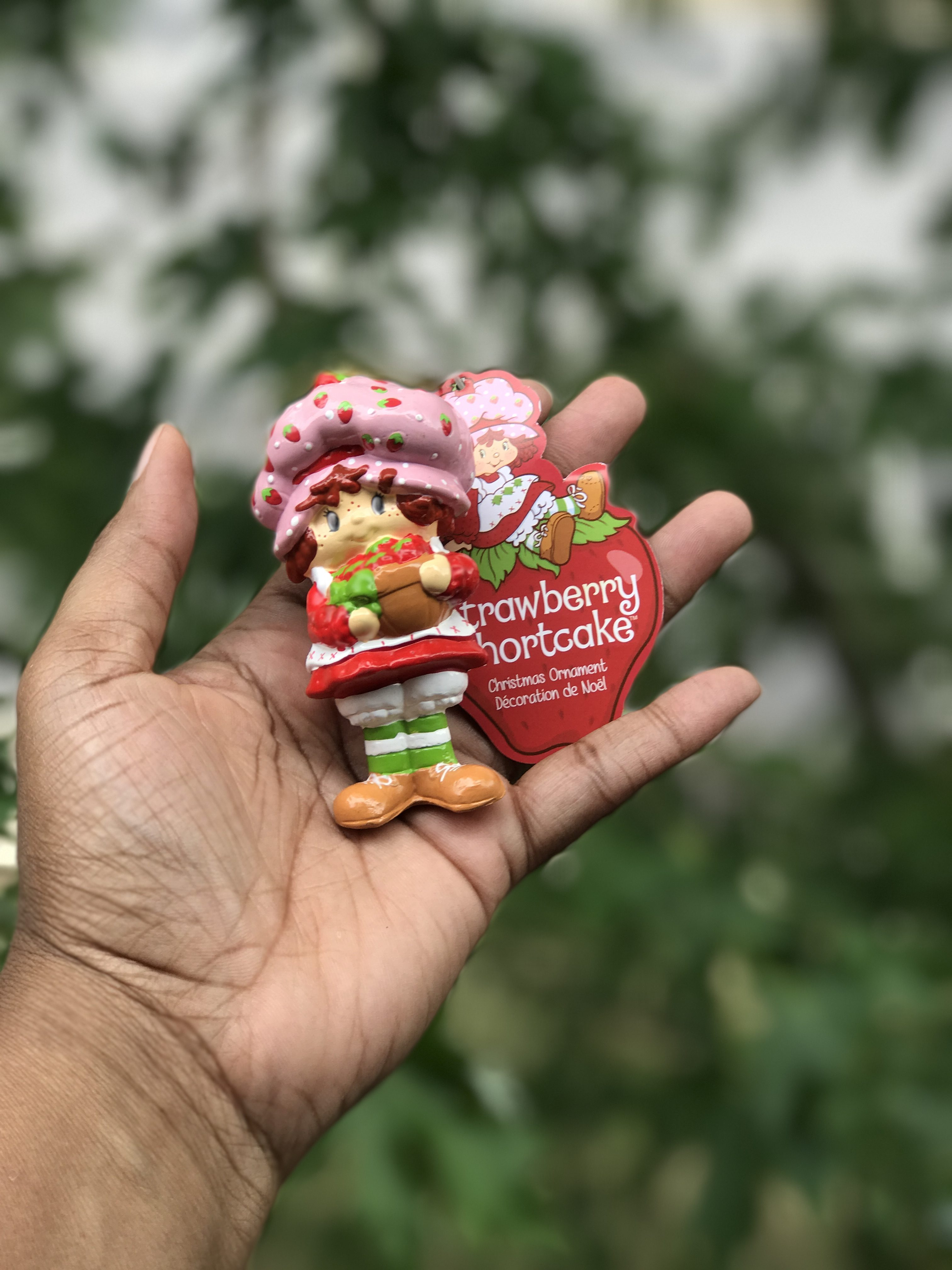 Classic Strawberry Shortcake Is Part Of That Nostalgia, Too…so It's A  Perfect Match To Celebrate Christmas (in July!) With An Adorable Pair Of  Classic