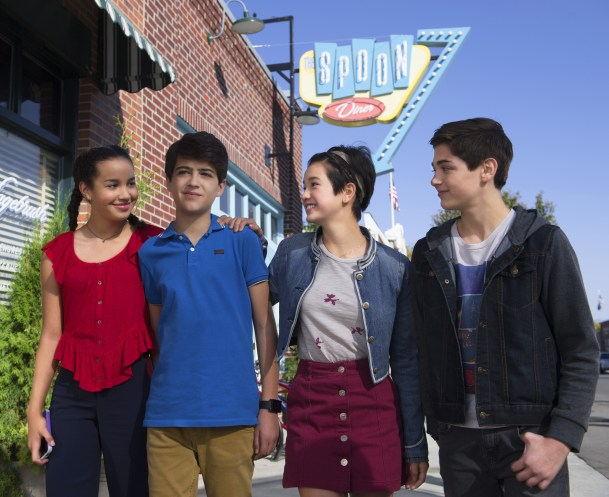 Andi Mack Season Two Touches on Inclusion and Respect