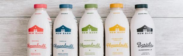 New Barn Organic Almondmilk Review