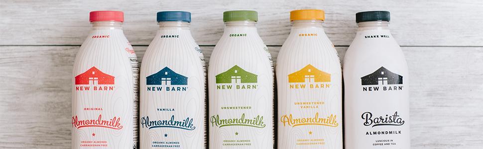 New Barn Organic Almondmilk Review