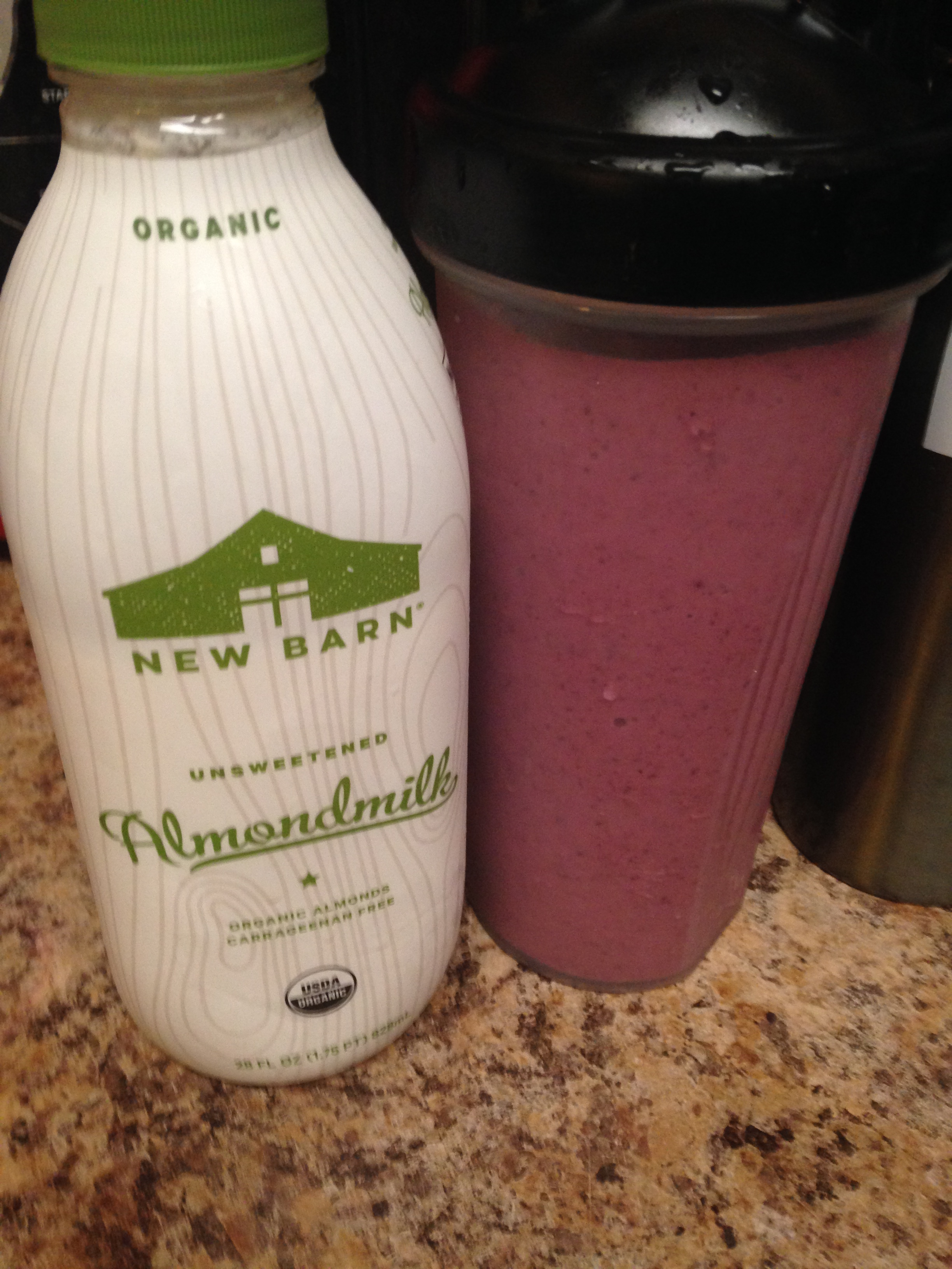 About New Barn Almondmilk