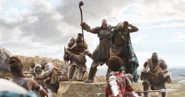 Five Reasons I'm Excited About Winston Duke's Role in Black Panther