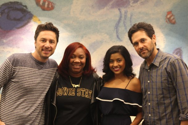 Zach Braff Back With New Show Alex, Inc. on ABC #AlexInc #ABCTVEvent