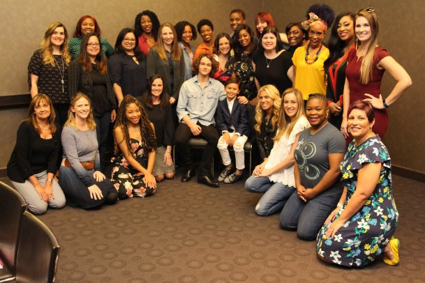 Levi Miller and Deric McCabe Talks A Wrinkle In Time #WrinkleInTimeEvent