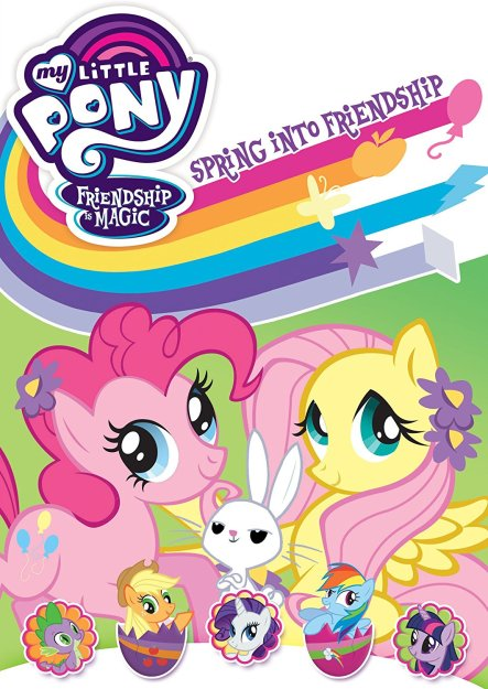 My Little Pony Spring Into Friendship Giveaway