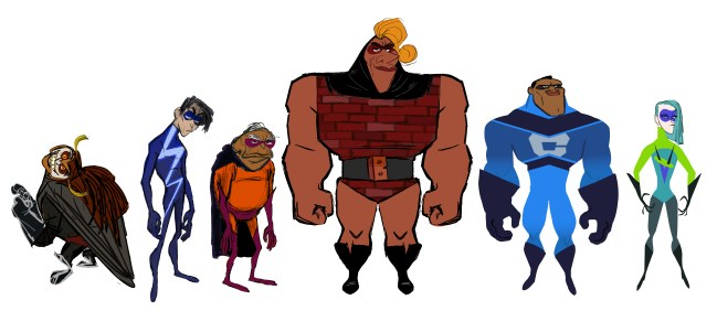 Special Sneak Peek at the Costume Design Process for Incredibles 2 #Incredibles2Event