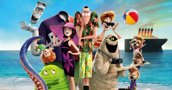 Are You Ready for the Return of Hotel Transylvania? Plus Giveaway