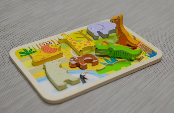 8 Benefits of Wooden Puzzles for Kids