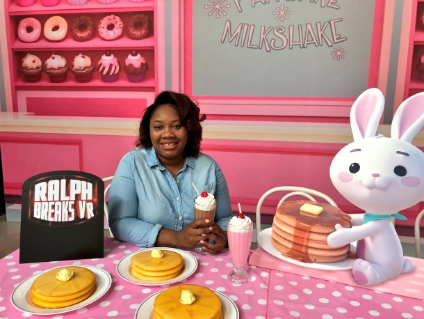 Void Studios #RalphBreaksVR Pancake Bunny and Kitten
