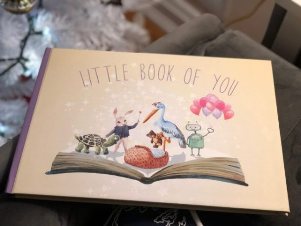 Little Book of You Cover