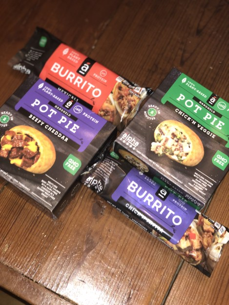 Alpha Burrito