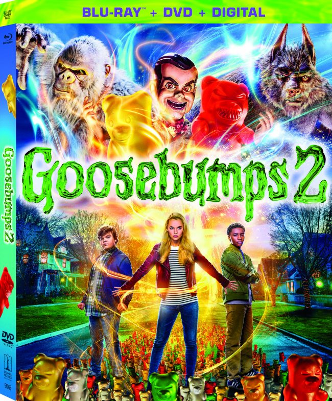 Take Home Goosebumps 2 Now
