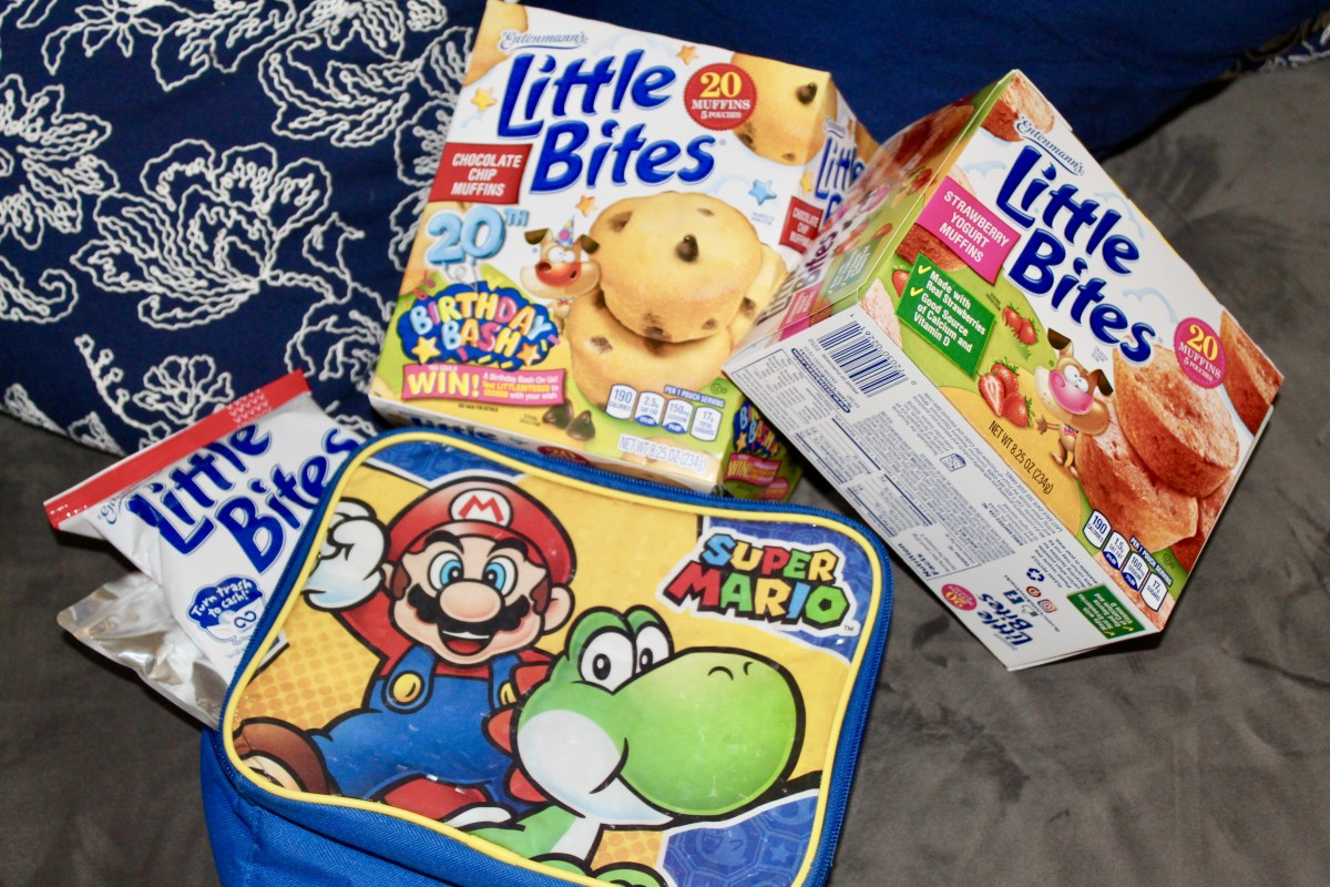 Celebrate Bites Birthday With A Special Sweepstakes | #LoveLittleBites #HBDLittleBites