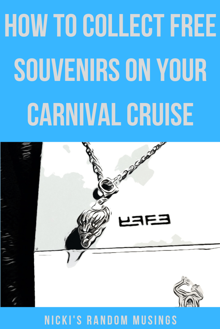 How To Get Free Souvenirs On Your Carnival Cruise
