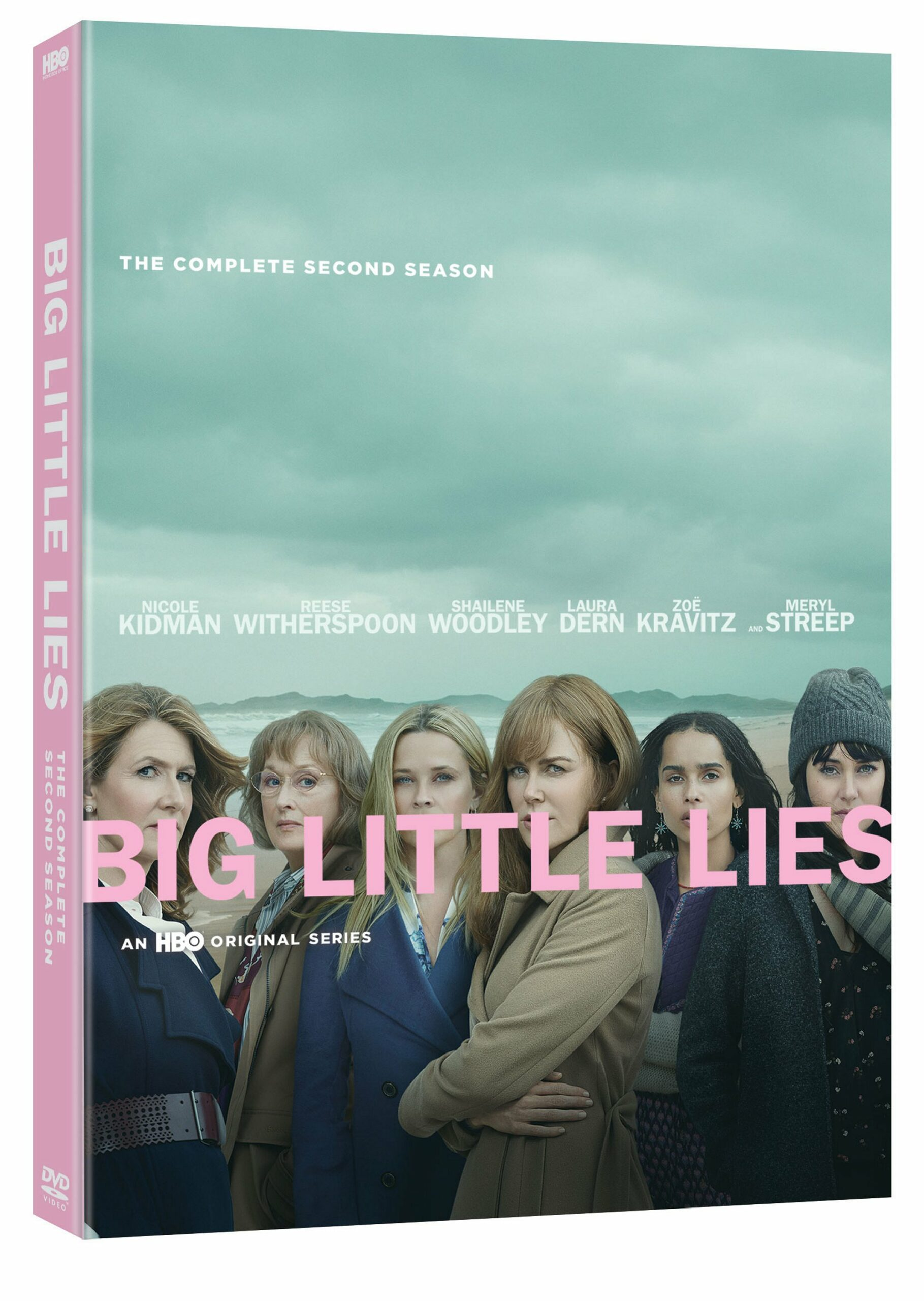 Big Little Lies Season 2 Available to Own, Host A Watch Party for Your Girlfriends