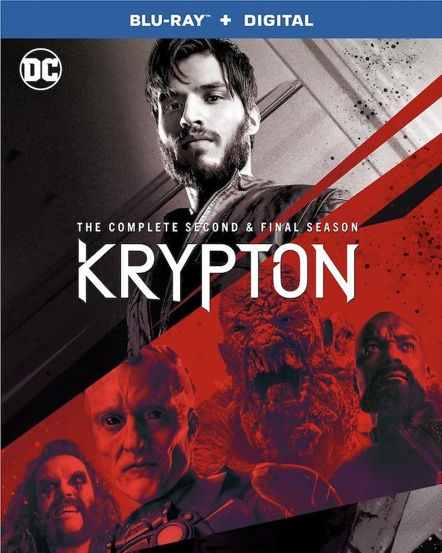 Own the Final Season of Krypton Today
