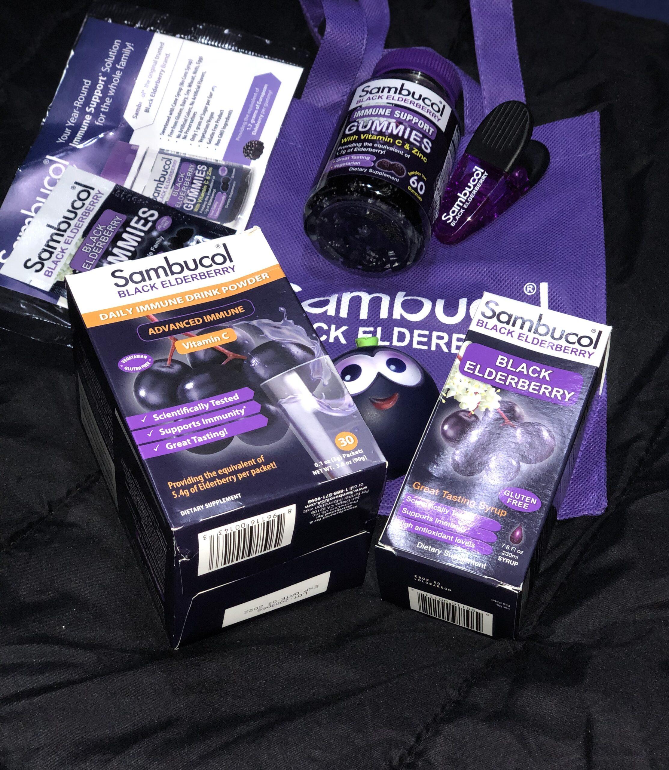 Sambucol Black Elderberry Review #Elderberry #Sambucol #LetsSambucol