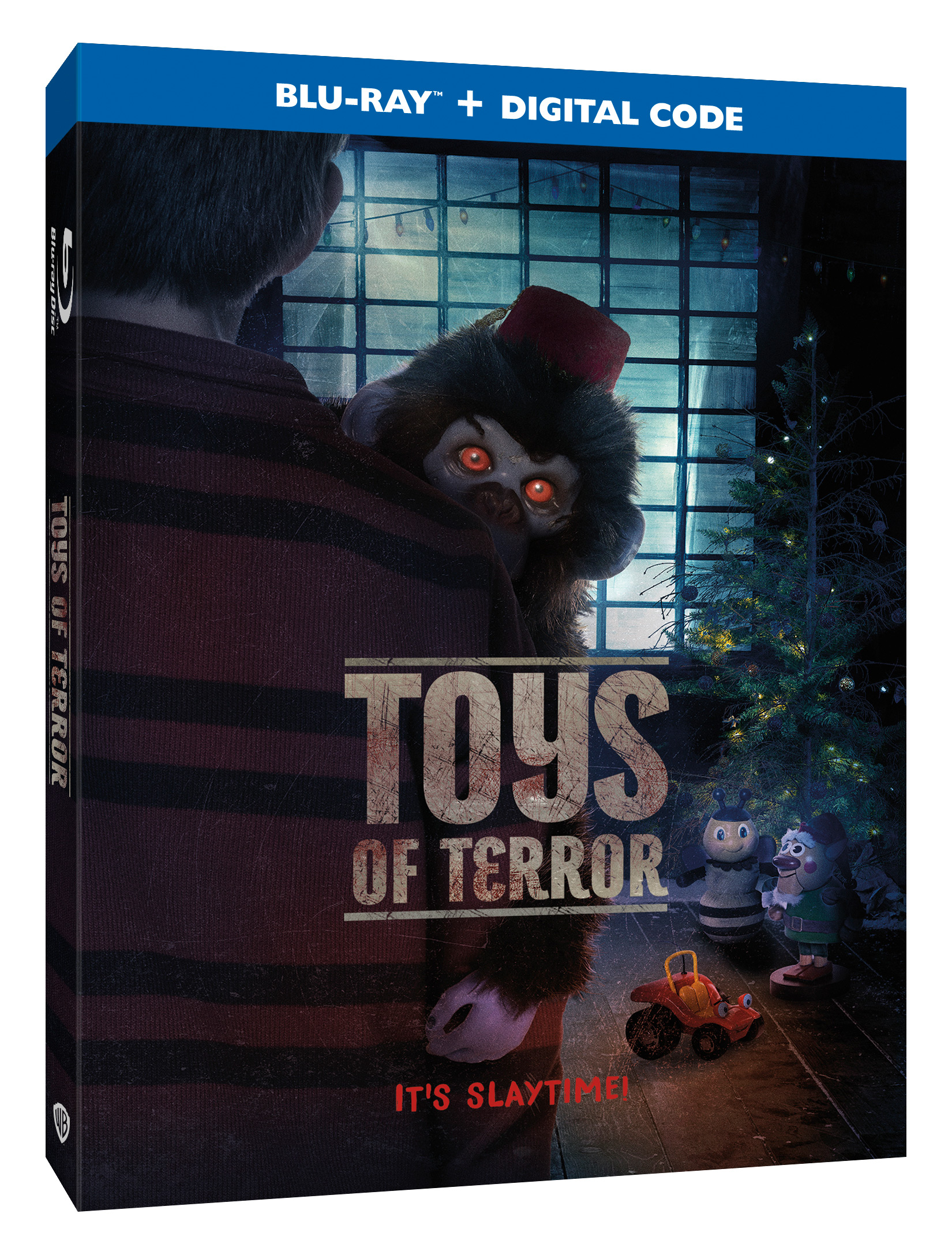 Holiday Horror Film Toys of Terror Available to Own January 19th