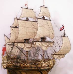 british war ships and the history of the declaration of independence