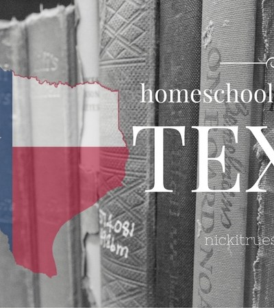 Is it legal to homeschool in Texas?
